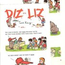 1960s Diz and Liz by Ted Key Cartoon Pages~Club Dues