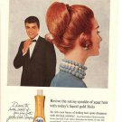 1950s James Darren (Gene Krupa Story co-star) Halo Ad