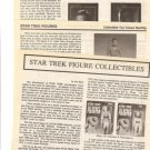 '92 Article/Pics/Info on Star Trek Doll Figures & Cards