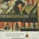 '46 Whiskey Ad~Barrel~Rackhouse~Distillery~Ludekens Art