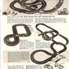 1970 Vintage Catalog Ad Page for AURORA Model Motoring Race Sets~Thunderjet-500