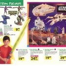 1996 Star Wars Action Figures,AT-ST Vehicle etc Toys Ad