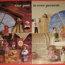 1997 Effanbee Patsy,Petey,Honey Etc Dolls Ad~Sooo Cute