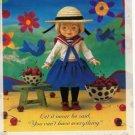 1997 Mary Engelbreit Ann Estelle Doll Target Ad Page/Advertisement~Sooo Cute!!!