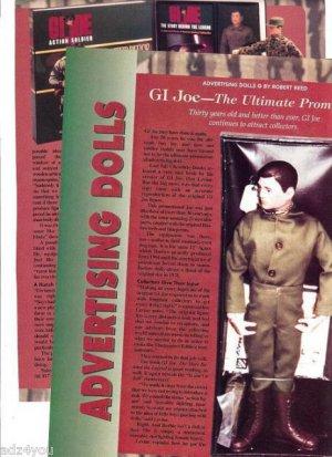 1997 Article/Information On G.I./GI Joe Action Soldier Figures Dolls