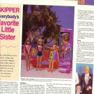 Article/Pictures/Information on Skipper (Barbie's Little Sister) & Friend Midge