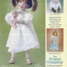 Helen Kish Marley/Amanda/Abigail/Bethany Dolls Ad