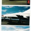 British Airways Concorde Plane Color Photos~Duluth MN