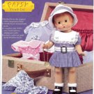 Effanbee Patsy Repro Doll & Outfits Trunk Set Ad Page Advertisement'96 ~ So Cute