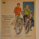 Goodyear Wingfoot/G-3 Bike Tire Columbus OH Newsboy/Paperboy Armstrong/Oddi Ad