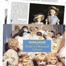 Interesting Article/Pics/Info on Faith Eaton Dolls