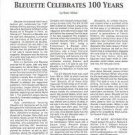 Interesting Article/Information by Barb Hilliker on Bleuette Doll