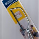Draper Junior Hacksaw complete with blade Plated one-piece steel rod frame