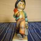 HUMMEL FIGURINE &quot;MERRY WANDERER&quot; #11 2/0  TMK 7  ** MINT CONDITION
