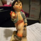 "HUMMEL FIGURINE ""MERRY WANDERER""  #11/0 TMK3(STYLI ZED BEE)***MINT CONDITION**"