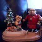 "HUMMEL FIGURINE ""COLLECTORS SET WONDER OF CHRISTMAS"" (#1985) #2015 TMK 8"
