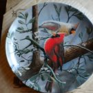 "THE EDWIN M KNOWLES CHINA CO ""THE CARDINAL"" WITH BOX/COA"
