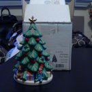 GOEBEL CHRISTMAS TREE VOTIVE # 1120-D  NEW IN BOX