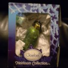 """GOEBEL HEIRLOOM COLLECTION """"PICKLE"""" ORNAMENT.  A SPECIAL TRADITIONAL ORNAMENT"""