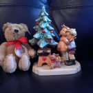 @@@@Hummel Wonder of Christmas & Steiff Bear  Limited 1st Issue NIB COA* @@@@@@