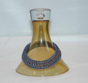 Copper & Purple Neoprene 4-in-1 Chainmaille Bracelet