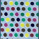 NEW Lined Painter&#39;s Polka Dot Journal or Diary - 2012 Edition!