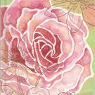 NEW Lined Pink Roses Love Journal or Diary - Sale Priced!