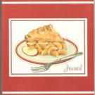 NEW Lined Yummy Apple Pie Journal or Diary