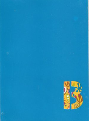 "NEW Lined Fall Blue ""B"" Journal or Diary"