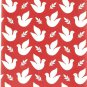 NEW Lined Christmas Dove Journal or Diary