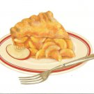 New Apple Pie Notecards  - 8 Pack