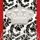 New Royal Crown Notecards  - 8 Pack