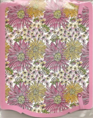 New Pink Garden Journal or Diary - NEW RELEASE!