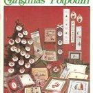 Christmas Poptourri Cross Stitch Pattern