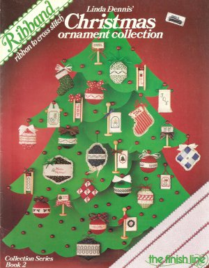 Linda Dennis' Christmas Ornament Collection Cross Stitch Pattern