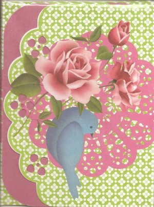 New Bluebird Greeting Cards or Notecards - 6 Pack
