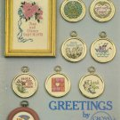 Greetings Cross Stitch Pattern