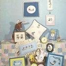 Happy Cottontails Cross Stitch Pattern