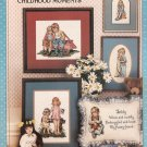 Frances Hook Childhood Memories Cross Stitch Pattern