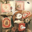 Alma Lynne Presents Victorian Sentiments Cross Stitch Pattern