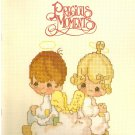 Precious Moments Book PM-1 Cross Stitch Pattern