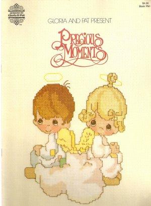 Precious Moments Book PM-1 Cross Stitch Pattern
