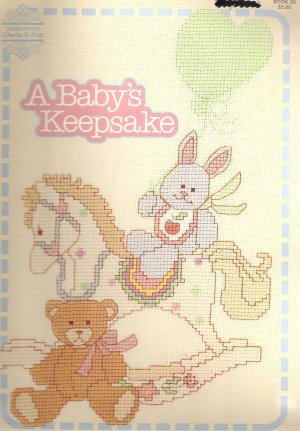 A Baby's Keepsake Cross Stitch Pattern