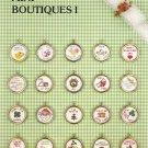 Mini Boutiques I Cross Stitch Pattern
