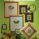 Country Classics Cross Stitch Pattern