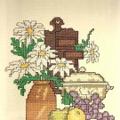 Kitchen Collection Cross Stitch Pattern