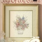 Joys of My Garden Cross Stitch Pattern