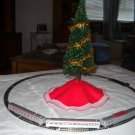 Musical Christmas Tree With Flashing Lights Plus Complete Circle Track