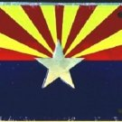 Arizona State Car License Plate (1)