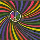 Rainbow Peace Flag 3 x 5